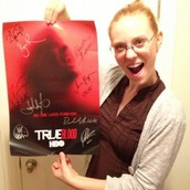 Winner of a Signed Poster