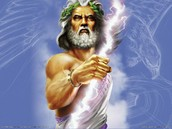 Zeus lord of sky and rain