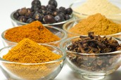 Spices add Variety