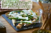 Holiday Appetizers under 100 calories