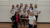JHS Cheerleaders