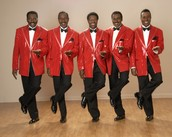 The Temptations (music then)