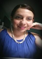 Presenter: Alumni and Current Graduate Student Nely Tinajero