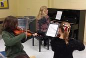 Concert Rehearsals