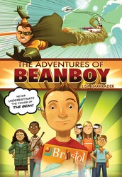 The Adventures of Bean Boy by Lisa Harkrader