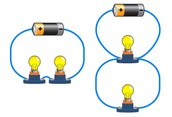 Parallel circuit and series circuit