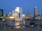 Cleveland Rock & Roll Hall of Fame