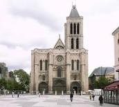 L'église de l'abbaye et de Saint Denis