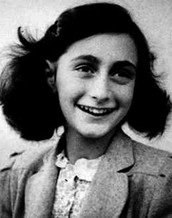 Courage is a major theme in The Diary of Anne Frank.