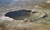 The Meteor Crater Hike