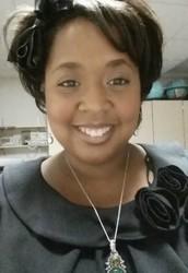 Congratulations Ms. Darnell/ Felicidades Sra. Darnell