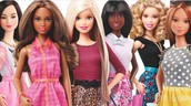 Barbies in the 21st century