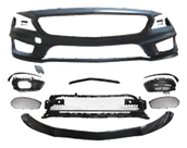 FRONT BUMPER (CLA45 AMG type) PP