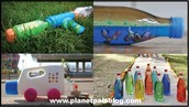Plastic Bottle Recycled Toys