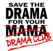 Join the Drama Club