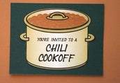 Fall is coming, it's time for Chili!