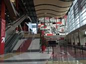 Inside the YUM Center