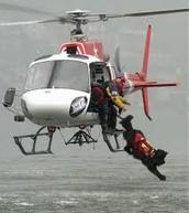 #Rescue Begins