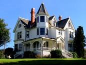 Un joli maison