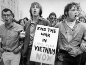 Vietnam Vets Against The War. (Vietnam War)