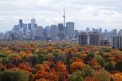 Toronto Canada Fall Weather