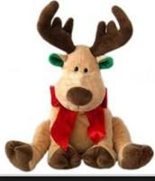 Boy reindeer