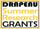 Donald Drapeau Summer Research Grants