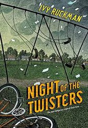 do you want to read a good book well this is a good book NIGHT OF THE TWISTERS.