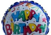 Birthday Celebration Reminder