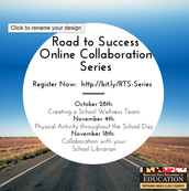 Road to Success Online Collaboration Series