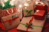 Christmas Children Project - November 22 through December 13