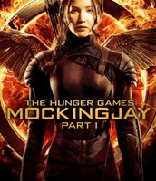 The Hunger games mocking jay