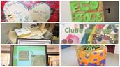 Horários dos Clubes e Projetos
