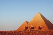 The pyramids native country, Egypt