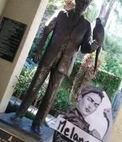 Frank Miller Statue:
