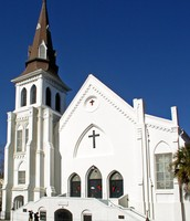 Emanuel AME Church facade