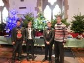 St. Luke's Church Christmas Tree Festival