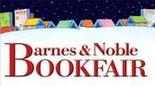 Wednesday, December 10, 2014 10am – 9pm Barnes & Noble, Blue Back Square