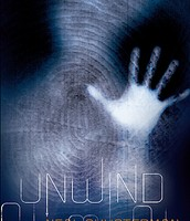 """The book cover of 'Unwind"""""""