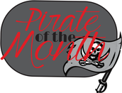 January Pirates of the Month