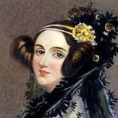 10th December 1815 Ada, Lady Lovelace, is Born