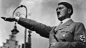 Hitler gained power