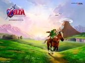 Legend Of Zelda OOT 3D