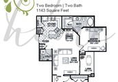 Raintree Design available for lease now!  Beautiful 2 bedroom apartment