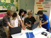 5K - WIS visit: Coding workshop