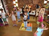Choreography Practice!