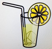 Drinking Lemonade to Support the Library