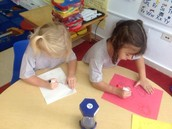 Writing to our Friends