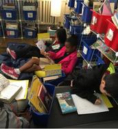 March Balanced Literacy Goals