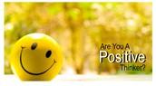 Positive Mind= Positive Life